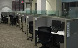 Call Center with MAARS Walls