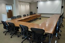 Conference Room Furniture Installation
