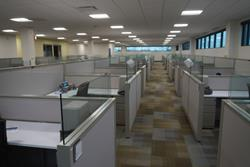 Installation of 700 Kimball Xcite Workstations
