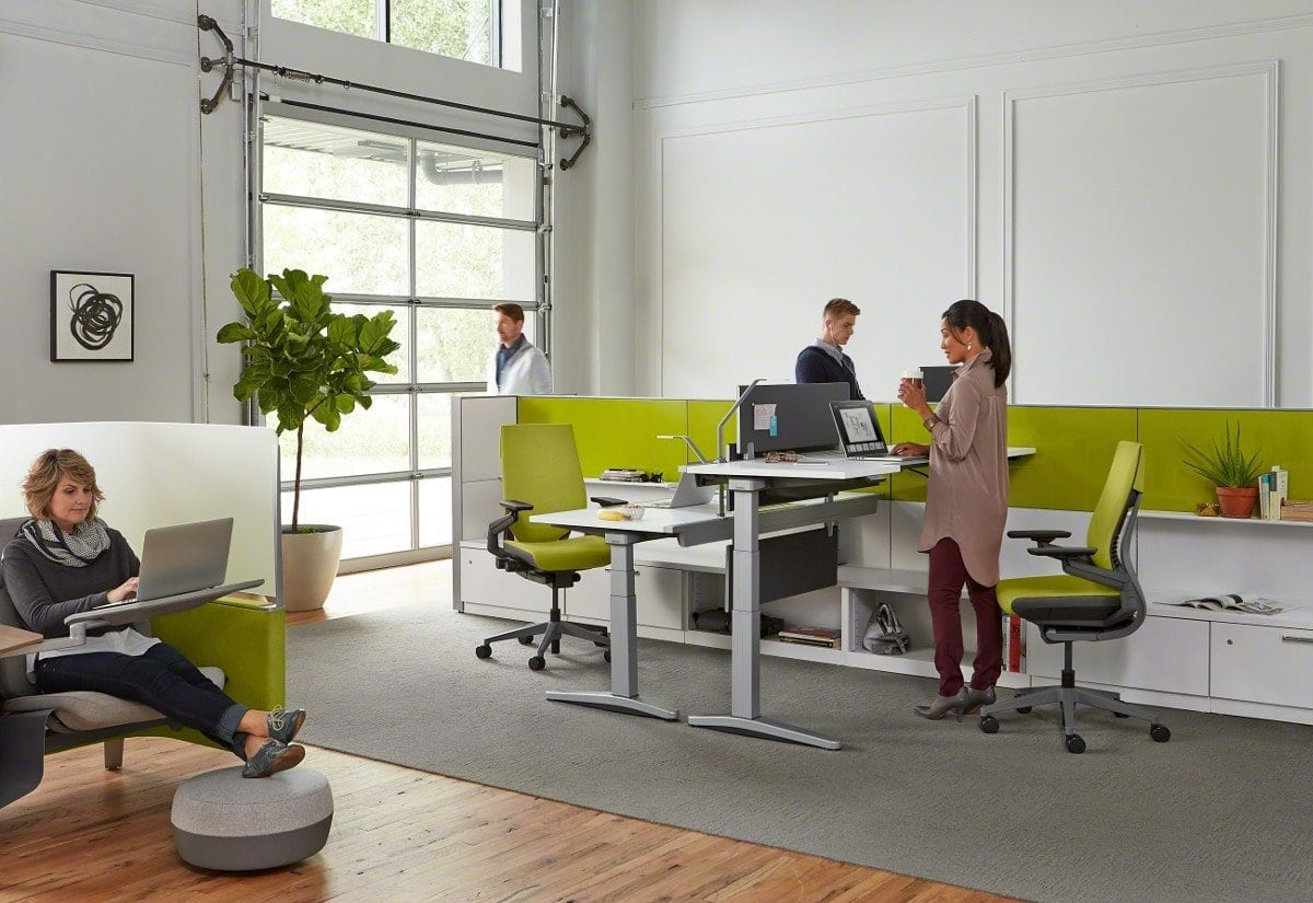 St. Louis Office Furniture Installer