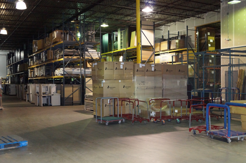 St. Louis Warehousing Services